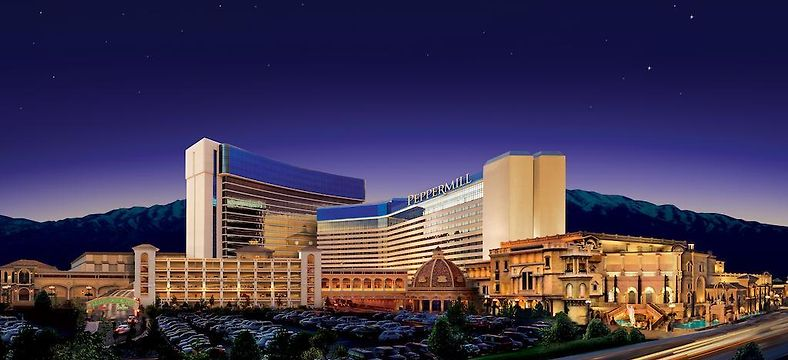 peppermill spa and casino